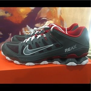 Nike Men's Reax 8 TR Mesh  (621716-013) Size: 15